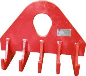 head irons